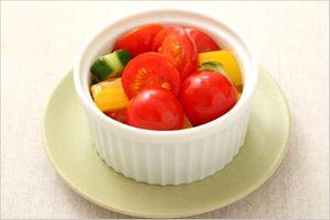 トマトの簡単ピクルス