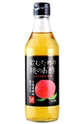 カルディの桃酢