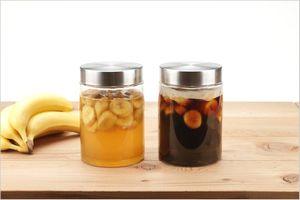 バナナ酢 冷蔵保存