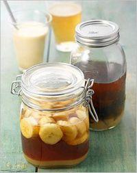 バナナ酢の保存