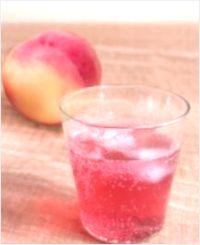 桃酢の飲み方