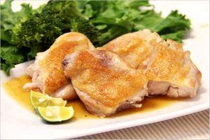 鶏肉のグレープフルーツ酢ソース