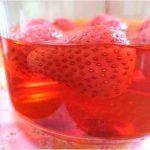 いちご酢の効能や作り方は?アレンジレシピも必見!