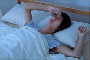 睡眠障害の原因