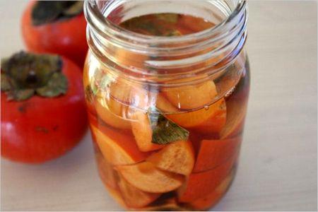 柿酢の作り方や効能は?飲み方をまちがうと副作用も!