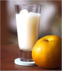 梨酢の飲み方