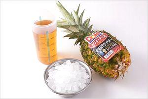 パイナップル酢 作り方