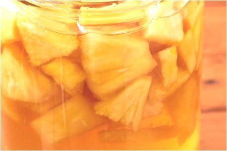 パイナップル酢 韓国