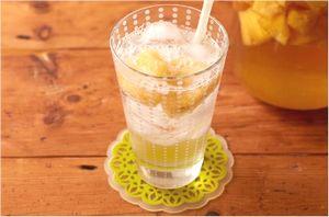 パイナップル酢 飲み方