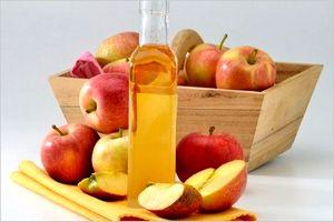 リンゴ酢の効果