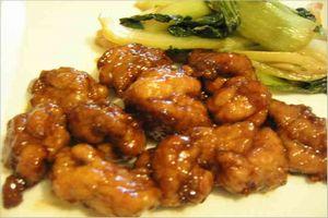 黒酢 酢鶏