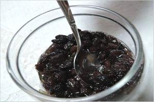 干しぶどう酢の作り方