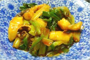 酢味噌のレシピ