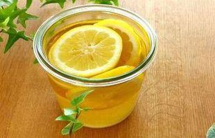 はちみつ酢レモン